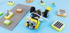 殼樂拼探索者套件,無需編程也能讓搭建的項目動起來!