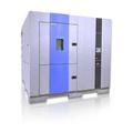 三槽式高低温冷热冲击箱可电脑控制开关机