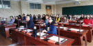 集宁师院再次引进华文合众智慧书法教室