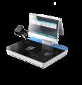 高频馆员工作站(一体式)+图书馆自助式硬件服务+ZT3200+图书标签加工、借/还操作(含续借、预约、付费等功能)