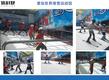 北京市前门小学试点滑雪模拟机