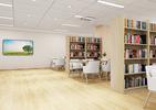 智慧图书馆-创客空间-录播室-智慧教室
