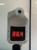 人体自助测温仪 快速测温误差±0.2℃