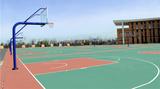 嘉华水性硅pu球场