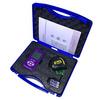 紫外线辐照计功率计杀菌灯强度测试仪UVC照度计254nm