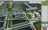 污水處理系統虛擬展示整體解決方案