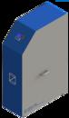 HPVC-070E独立式压力体积控制器