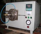 ZK系列一体化不锈钢内胆真空电阻炉