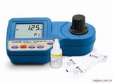 微电脑余氯-总氯(Cl2)-酸度(pH)-氰尿酸(Cys)浓度测定仪