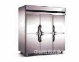 六封门双机双温冷冻冷藏柜(不锈钢内胆)