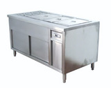 五盆电热汤池柜