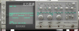 二手数字模拟两用示波器 COR5501U 日本菊水