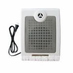 15W有源带功放壁挂喇叭 带音量调节音柱 有源壁挂教学会议音箱