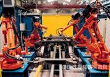焊接機器人工作站