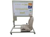 电动座椅实训台(带电动记忆)