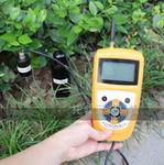 土壤溫度水分鹽分三參數測定儀/土壤三參數測定儀