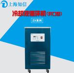 上海知信冷水机 冷却液循环机 实验室冷水机ZX-LSJ-20D(开口型)