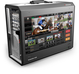 Streamstar Case 510便攜制播、多個機位慢動作鏡頭回放和ISO記錄4個現場攝像機