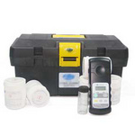 五参数快速测定仪(余氯 二氧化氯 亚氯酸盐) 型号:DWDS-CL501