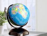 智能语音互动游戏地球仪