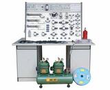 插孔式木桌气动PLC控制实验台