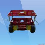 WT_2MBC100两轮平衡小车底盘