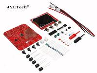 今越电子示波器电子教学实训套件DSO138mini连接PC上传数据波形