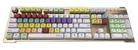 机械标准彩色键盘