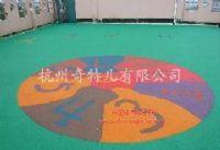 学校跑道 塑胶跑道