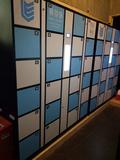 易存保共享寄存柜 微信扫码柜及共享存包柜的系统组成