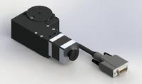 正弦机构滚珠丝杠旋转滑台(工业)