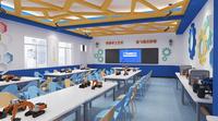【手工教室】設計、裝修、集成一體化建設方案-鼎創智慧空間