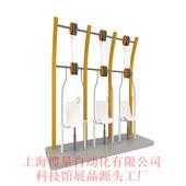 上海慣量品牌 科技館展品定制 校園社區科普設備源頭廠家 力學示教演示儀器及裝置