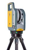 Trimble 地面激光雷達 X7 簡單 智能 專業,一鍵自動完成校準、整平、掃描、拍照、下載和配準,只需2分半鐘。