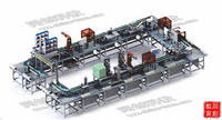 模块化智慧工厂实训系统TC-FSM