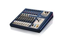 Soundcraft Nano M12BT支持藍牙音頻傳輸調音臺,南昌Soundcraft調音臺經銷商