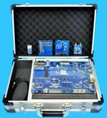 智芯融 ICF_PE7030  它是一款Xilinx的ZYNQ7000 SOC芯片的解决方案。