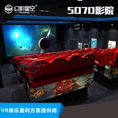 幻影星空5D7D科普影院海洋地震消防主題影院