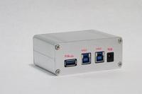 USB3.0二進一出軟控共享切換器 USB切換器