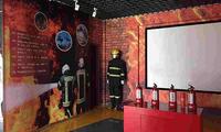 北京歐雷  教學軟件  VR安全消防教育