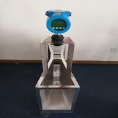 明渠堰槽堰板內流量監測一體式超聲波明渠流量計