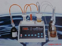 ZKF-1自动卡尔费休水份测定仪