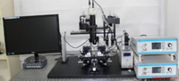 PLC平面光波導調芯耦合系統