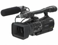 索尼 HVR-V1C HDV高清數字攝錄一體機