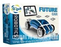 台湾智高玩具7392未来车 科学实验材料 绿色能源 能源 智多美