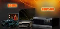 傳奇雷鳴HDV500非編系統