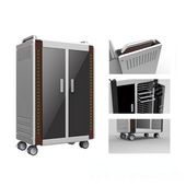 ipad充電柜,電子書包充電柜,可移動充電車生產廠家安和力