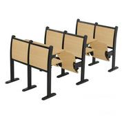 广州课桌椅阶梯教室排椅学校学生课桌椅 DC-301C