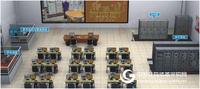 列車牽引供電實訓系統,模擬電力拖動實驗設備,新能源智能化牽引設備
