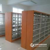安徽書架合肥書架鋼制書架鋼木書架圖書館書架圖書館設備
